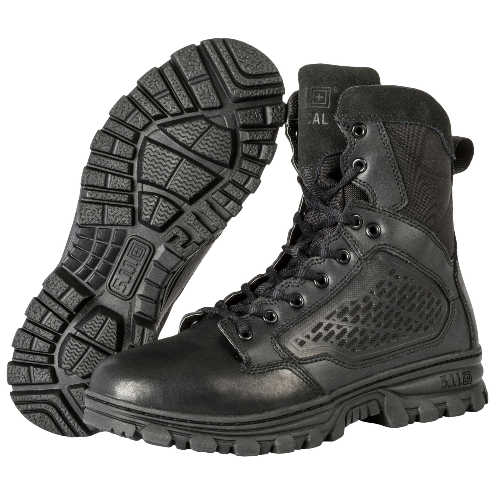 "5.11 Evo 6"" Side Zip Tactical Boot 12311"