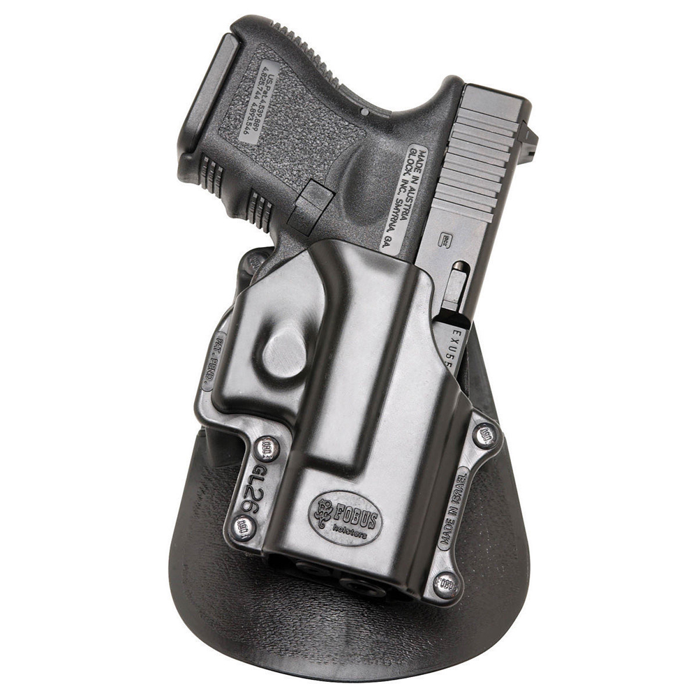 Fobus Holster for Glock GL26 Series