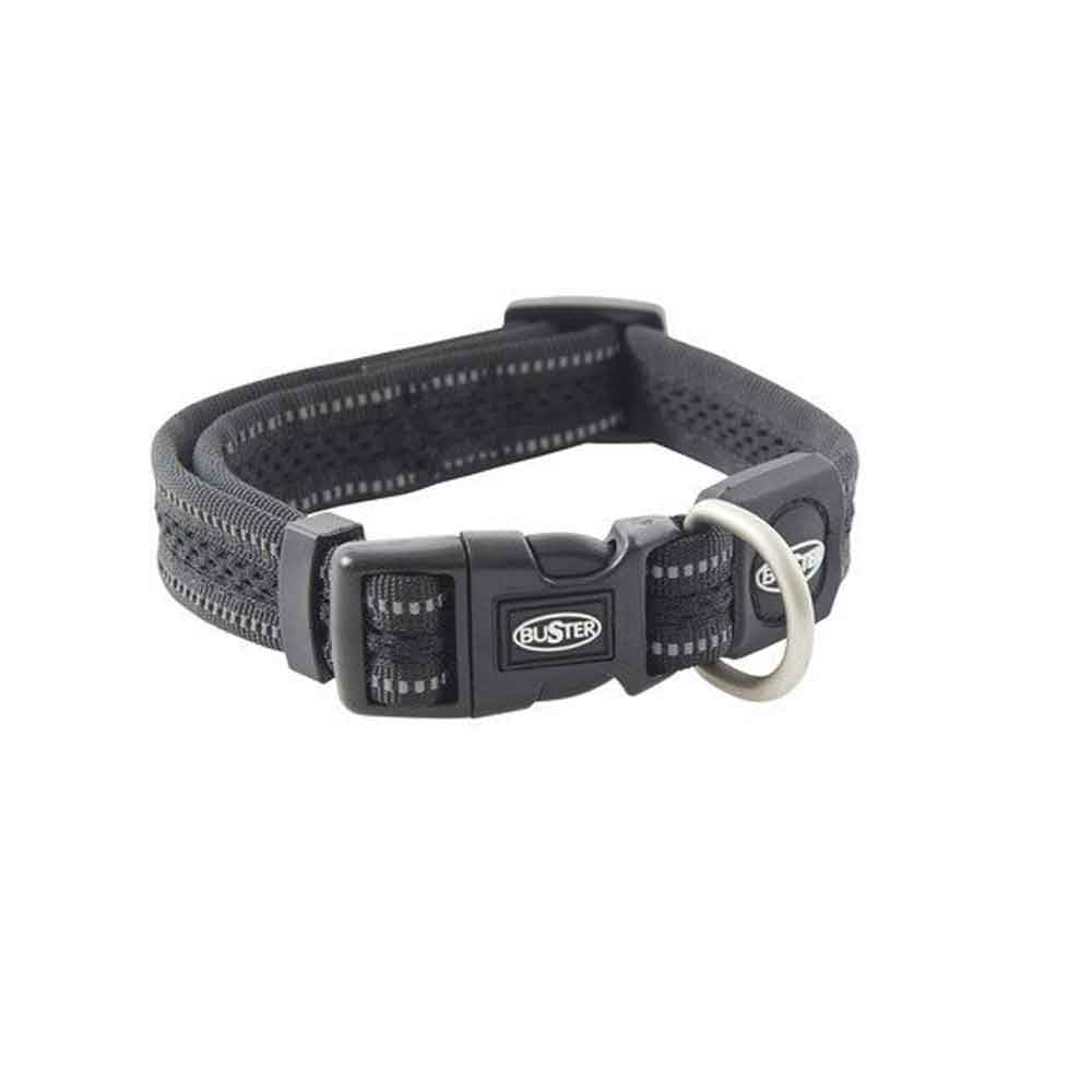 Buster Reflective Mesh Dog Collar