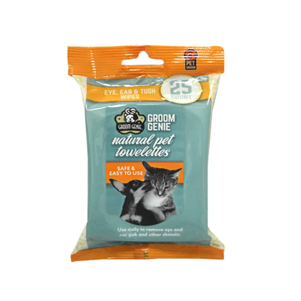 MultiPet - Groom Genie Sensitive Wipes