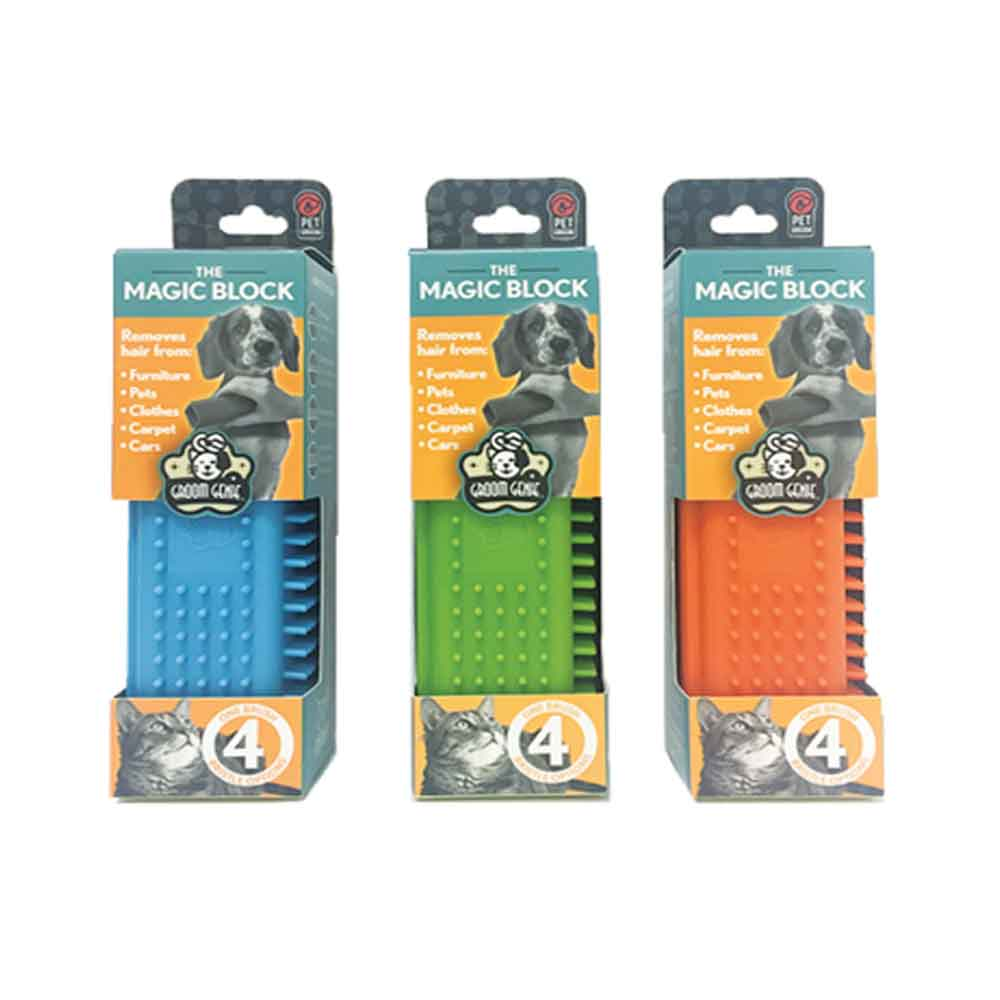 MultiPet - Groom Genie Magic Block