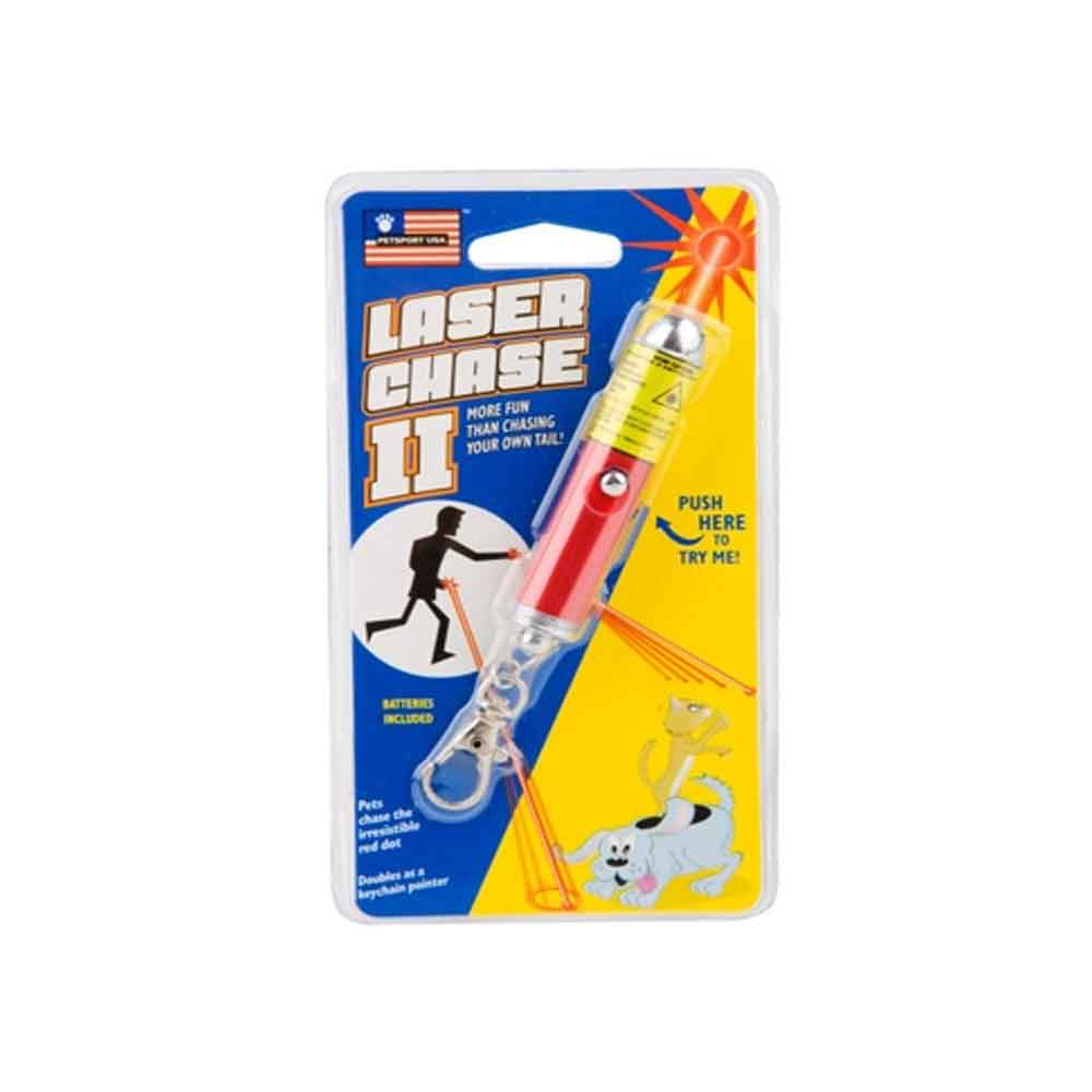 PetSport -Laser Chase II 1mW Class 2R