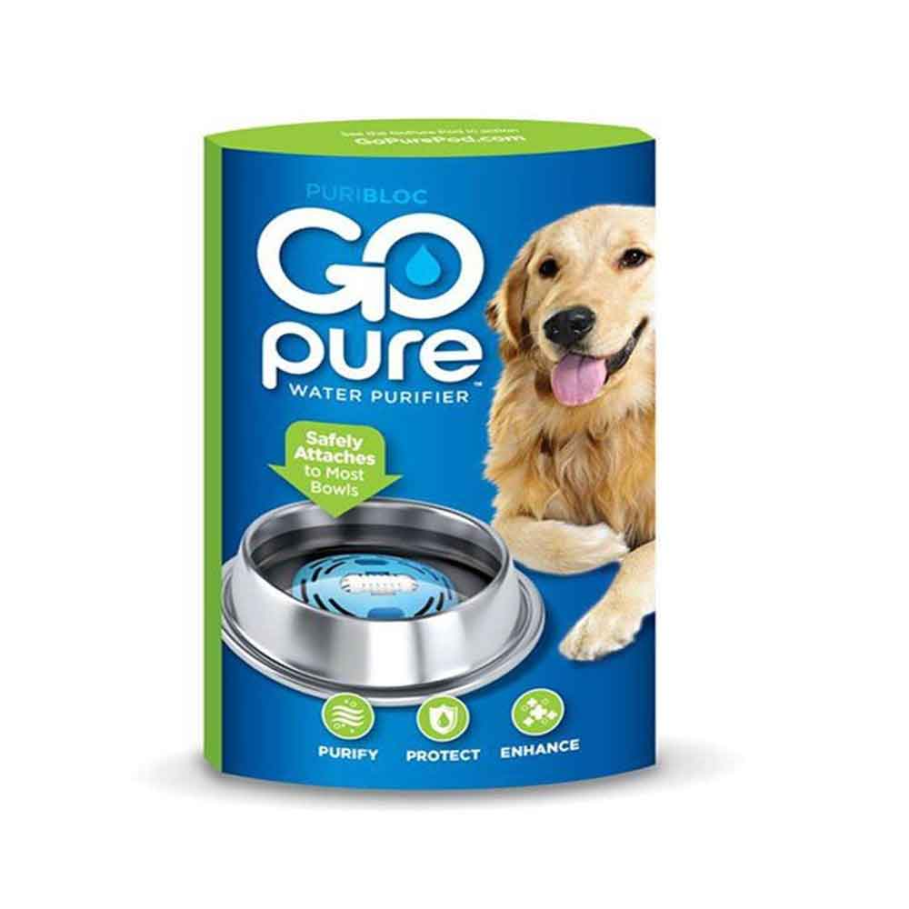 PuriBloc GoPure Pet Water Purifier