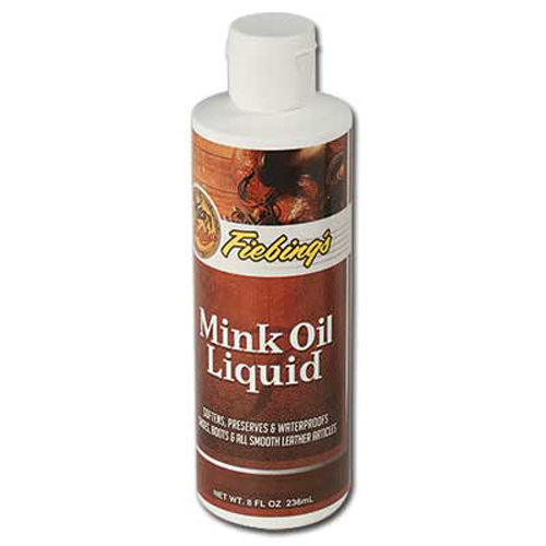 Fiebings Mink Oil Liquid for Waterproofing