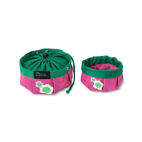 Doggles Travel Bowls