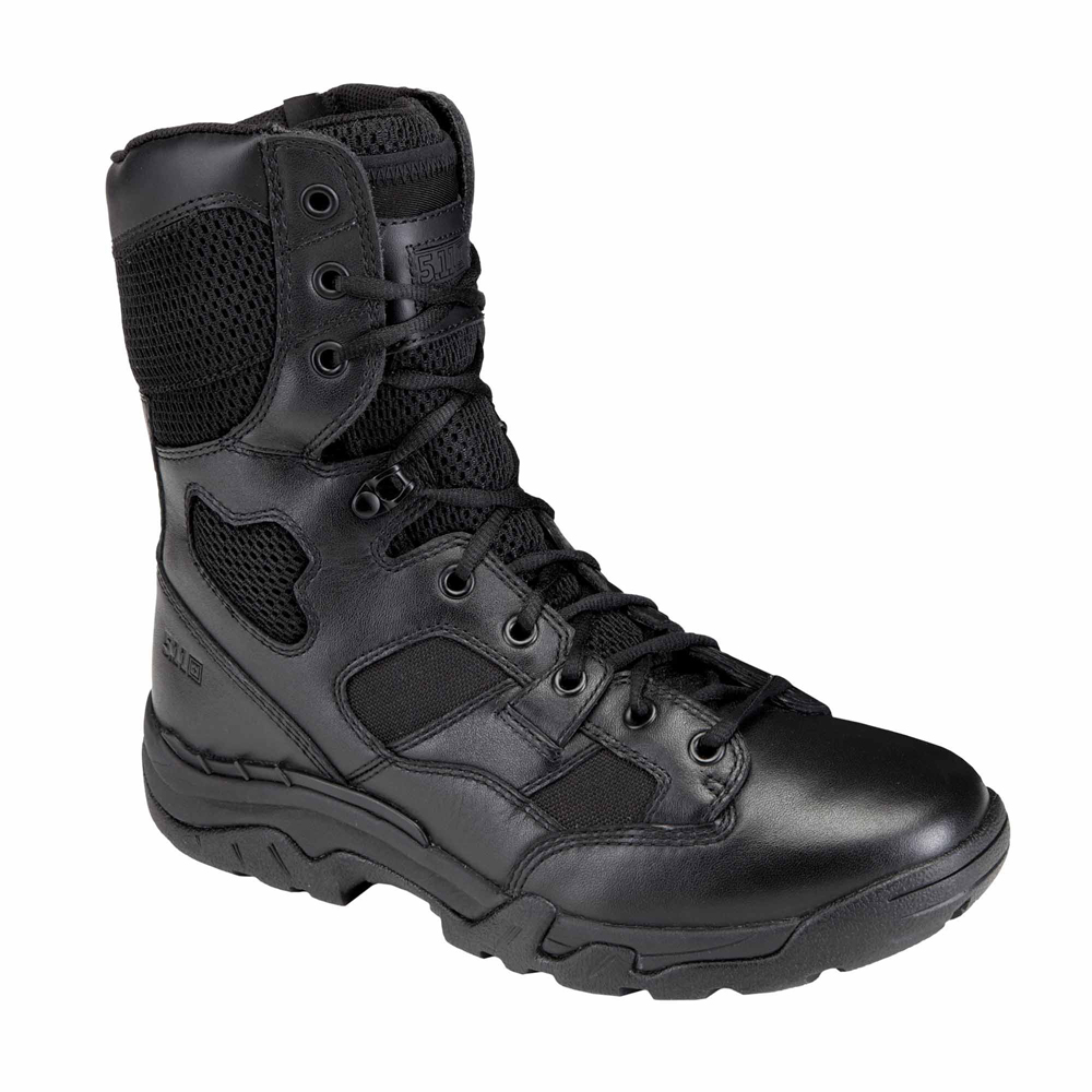5.11 TACLITE 8 Inch Side Zip Boot Style 12022