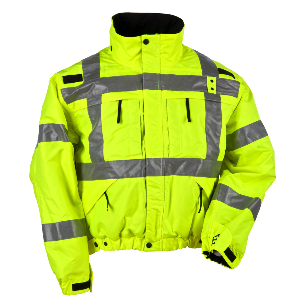 5.11 Mens Hi-Viz Reversable Jacket 48037