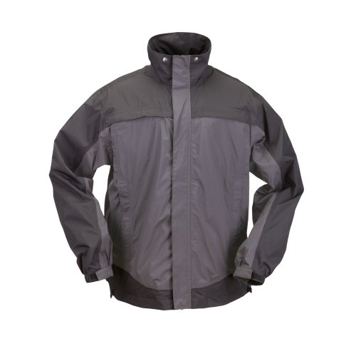 5.11 Mens Tac Dry Rain Shell Jacket 48098