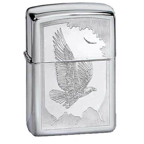 Zippo Lighters with Logos and Designs