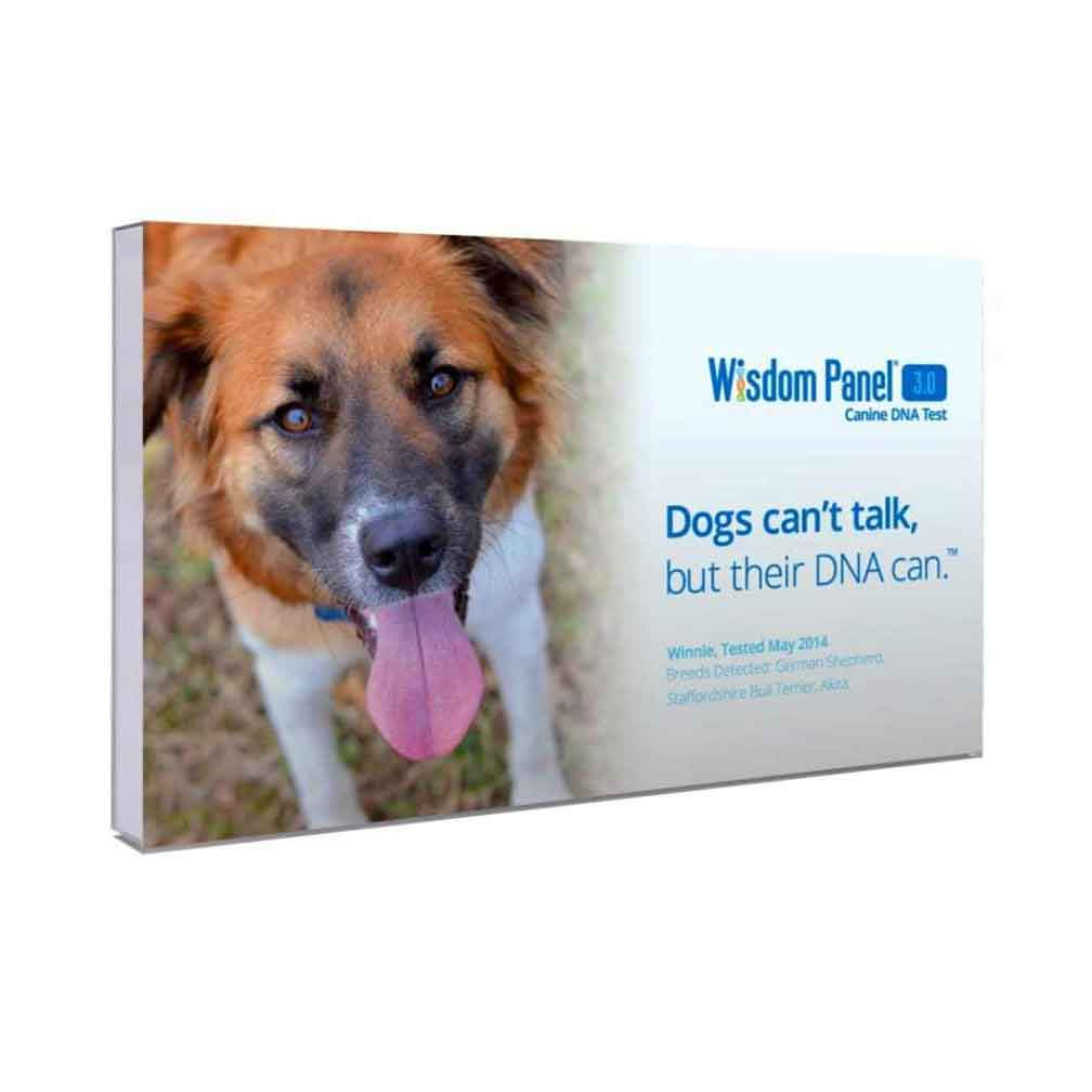 Mars Veterinary - Wisdom Panel 3.0 DNA Test Kit