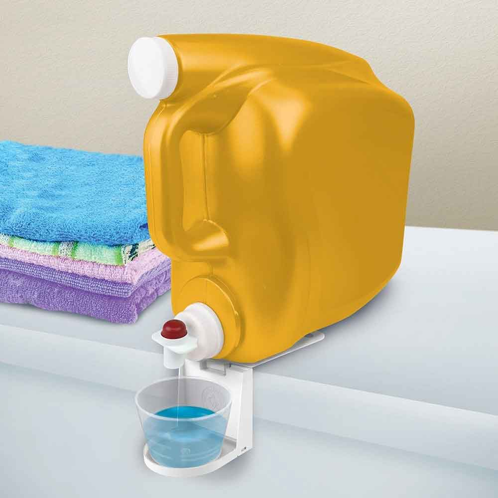 Arm & Hammer Folding Laundry Detergent Cup Caddy