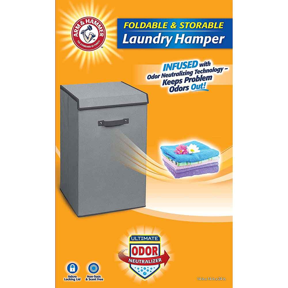 Arm & Hammer Laundry Hamper