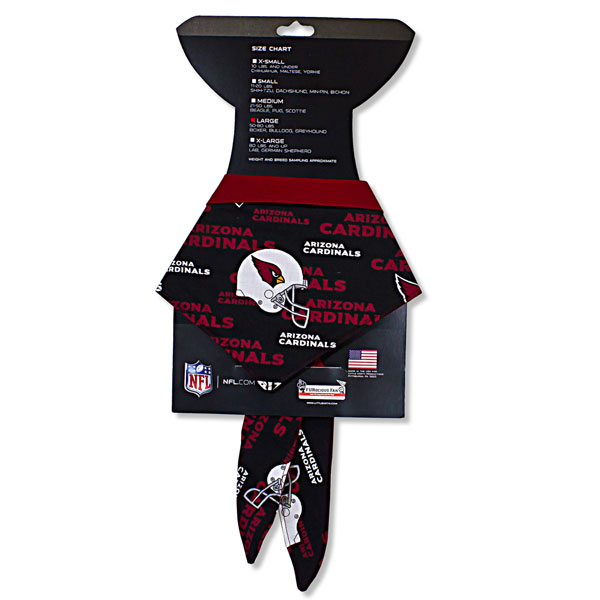 In Dog We Trust Bandana NFL