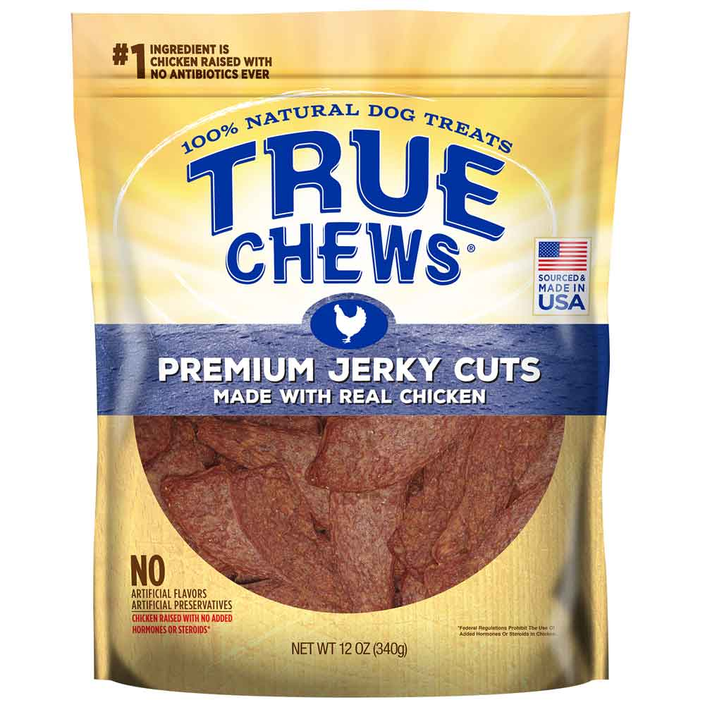 True Chews® USA Chicken Jerky Fillets The Original