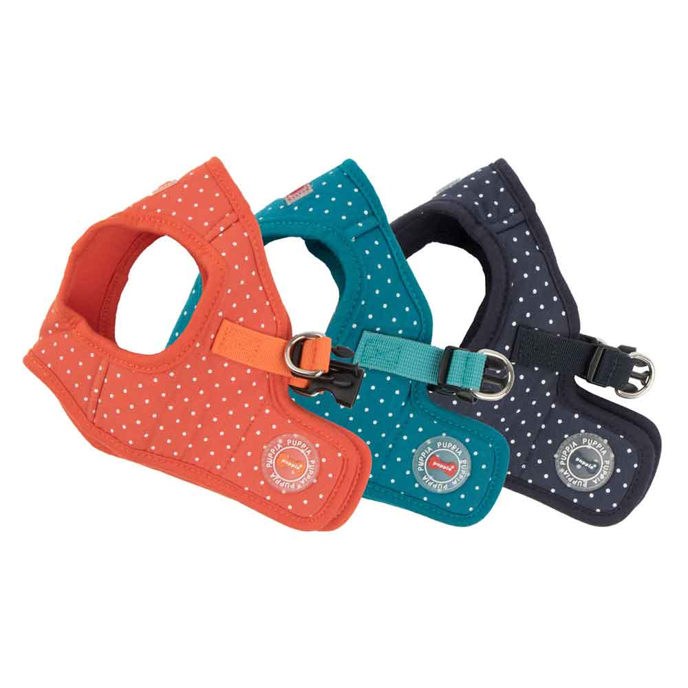 Puppia - Harness II C - Comfort Dotty