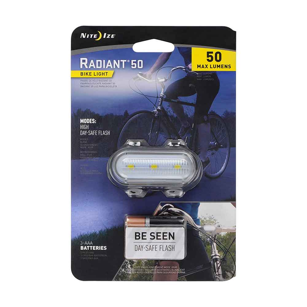 Niteize Radiant 50 Bike Light