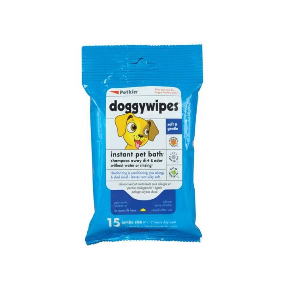 Petkin Doggywipes