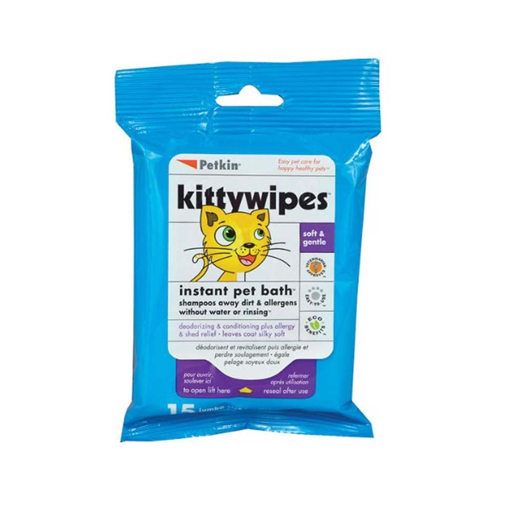 Petkin Kittywipes