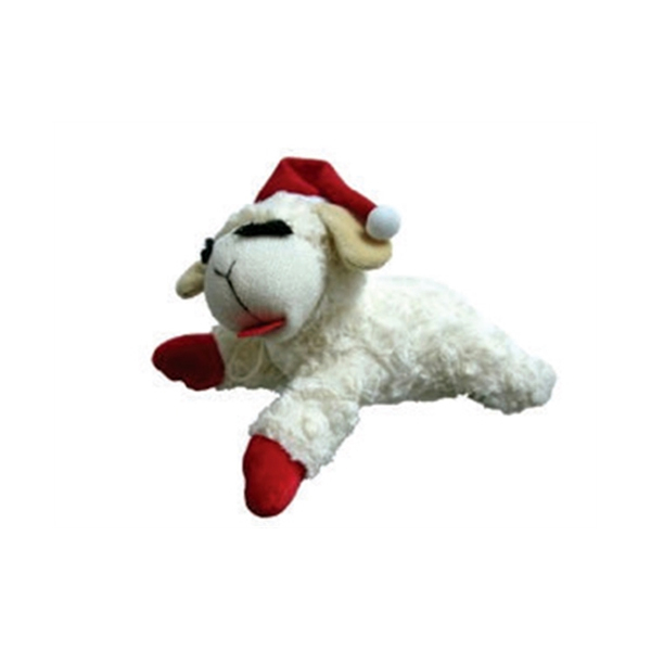 MultiPet - Lamb Chop with Santa Hat