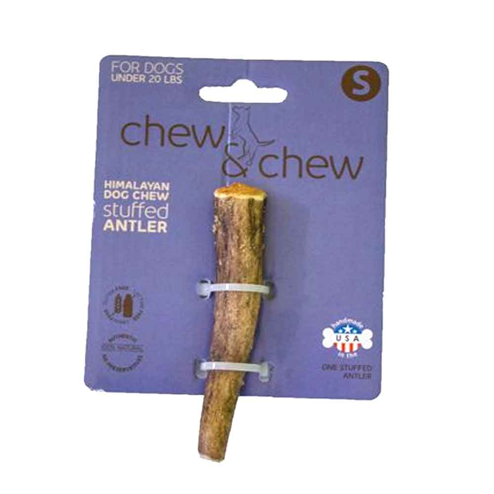 Himalayan Cheese Stuffed Antler