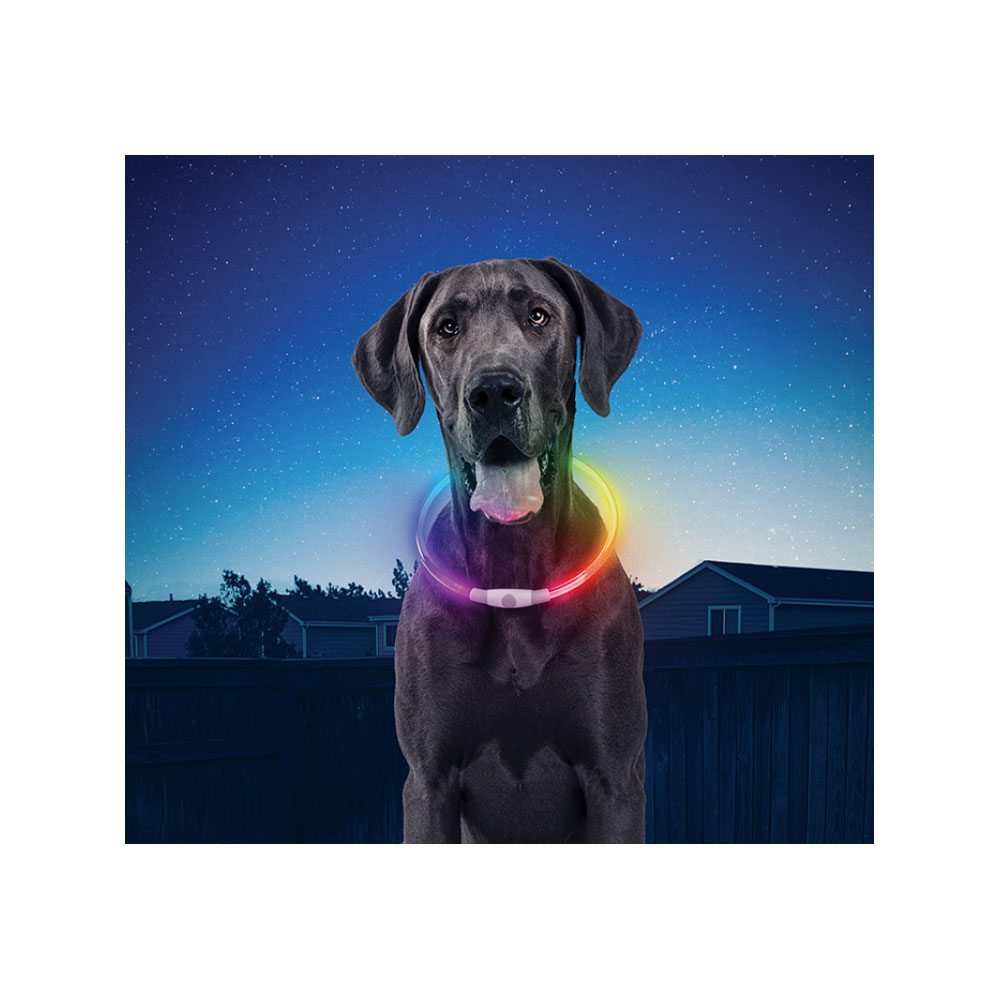 NiteIze NiteHowl Rechargeable LED Necklace