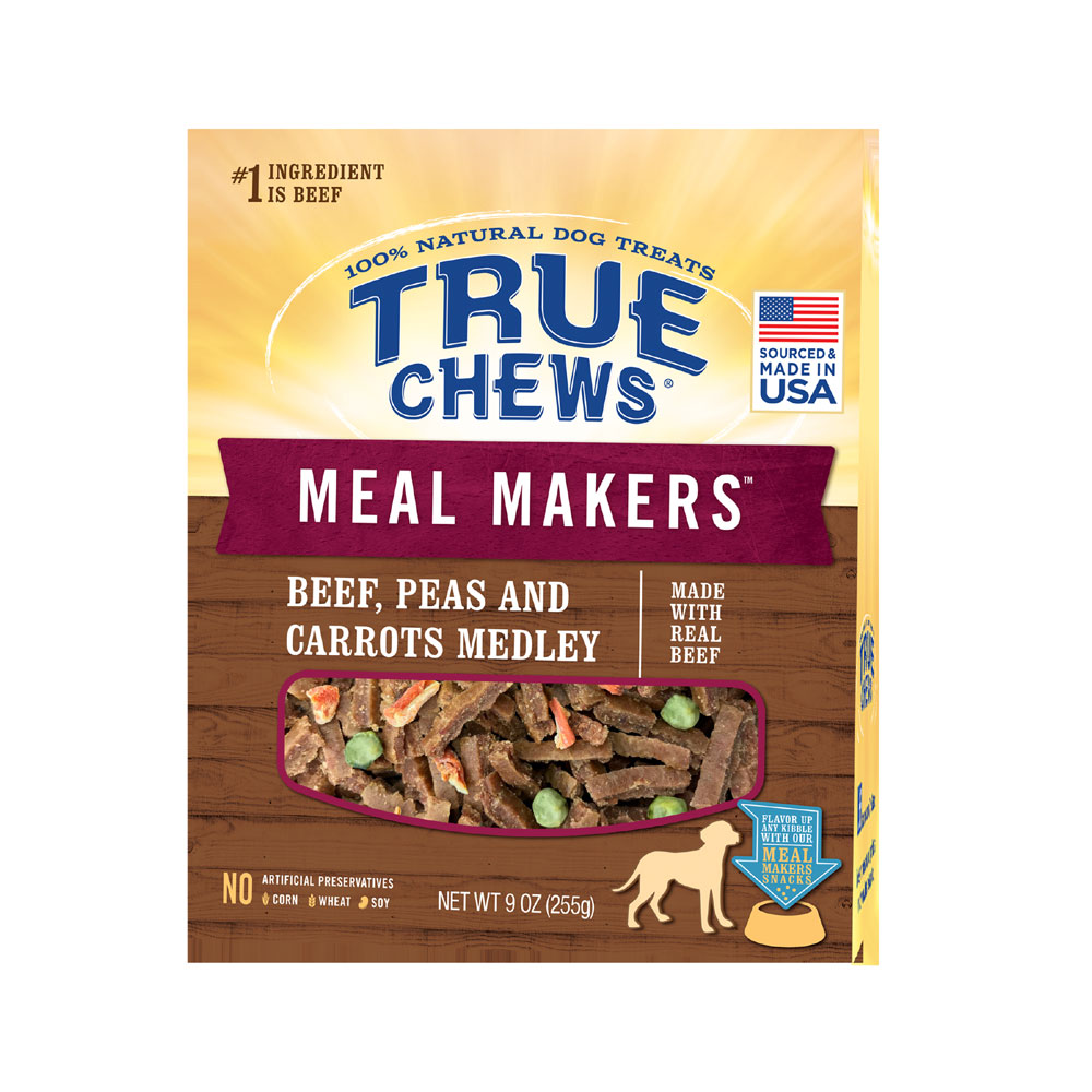 True Chews Beef Meal Makers