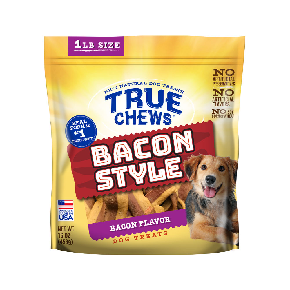 True Chews Bacon Style
