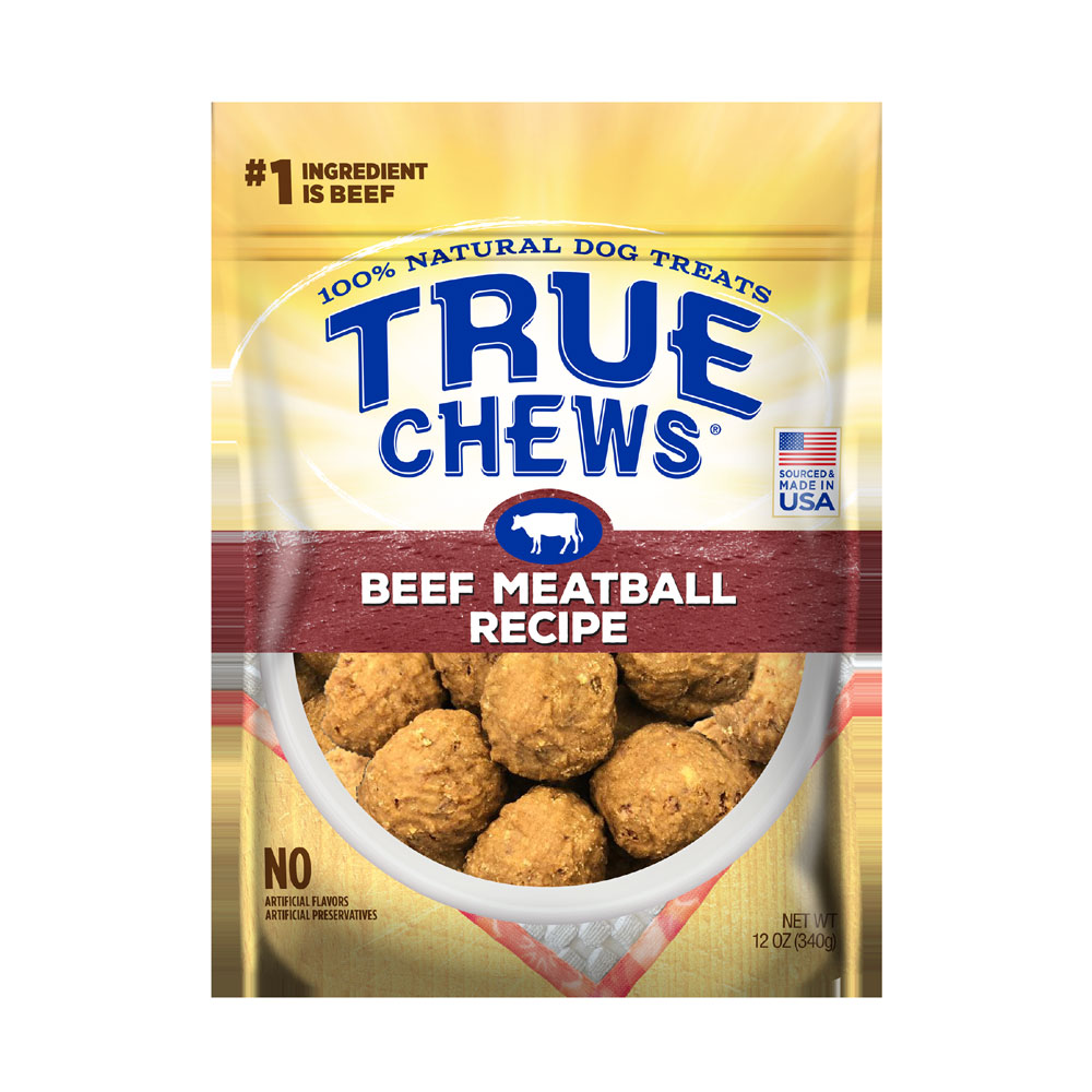True Chews Meatball Recipe