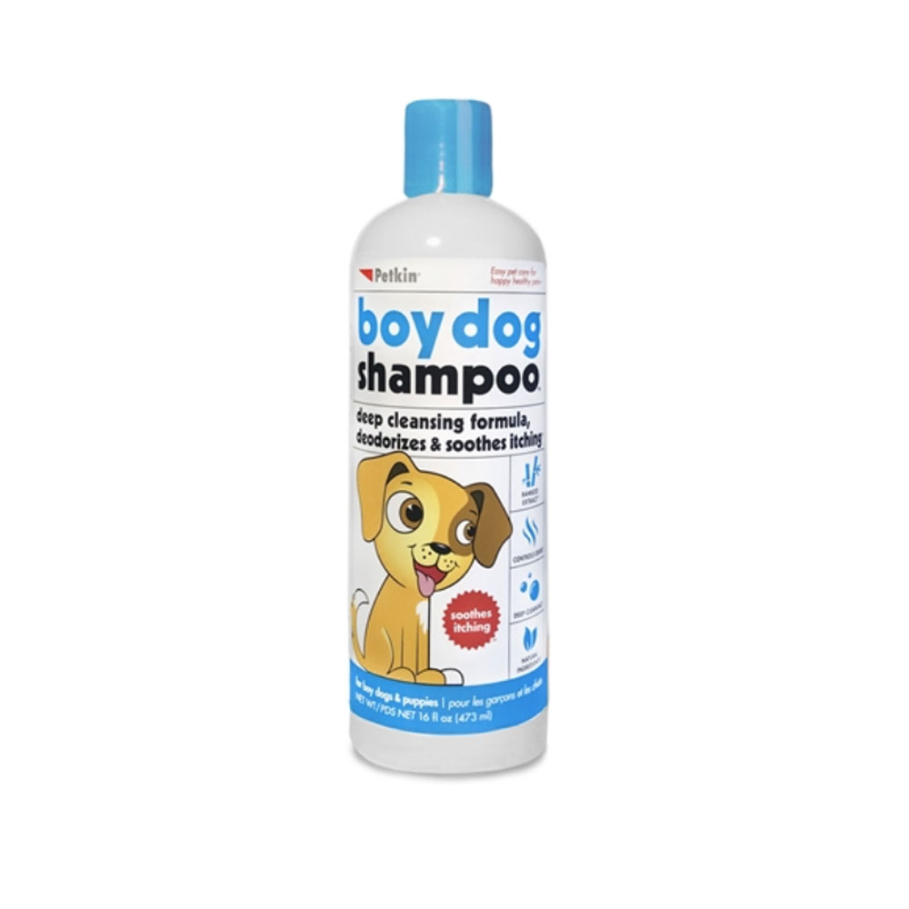 Petkin Boy or Girl Dog Shampoo