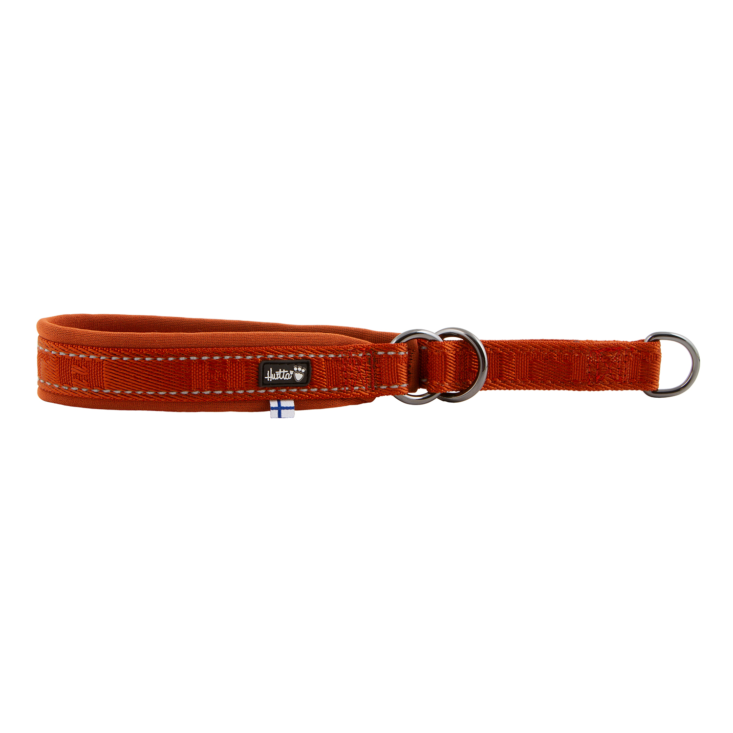 Hurtta Casual Padded Half Choke Dog Collar